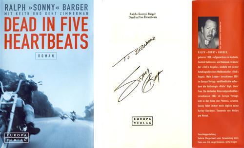 Sonny Barger – Dead in Five Heartbeats